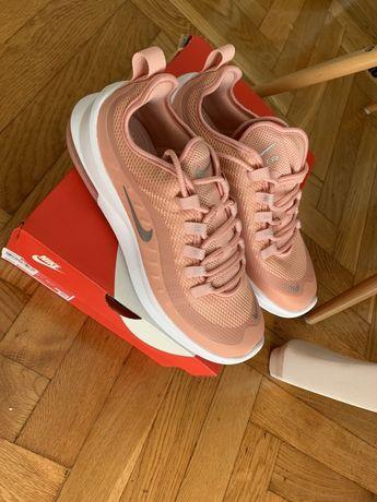 Nike adidasy airmax airmaxy pastelowe różowe rozmiar 39 40 nowe buty