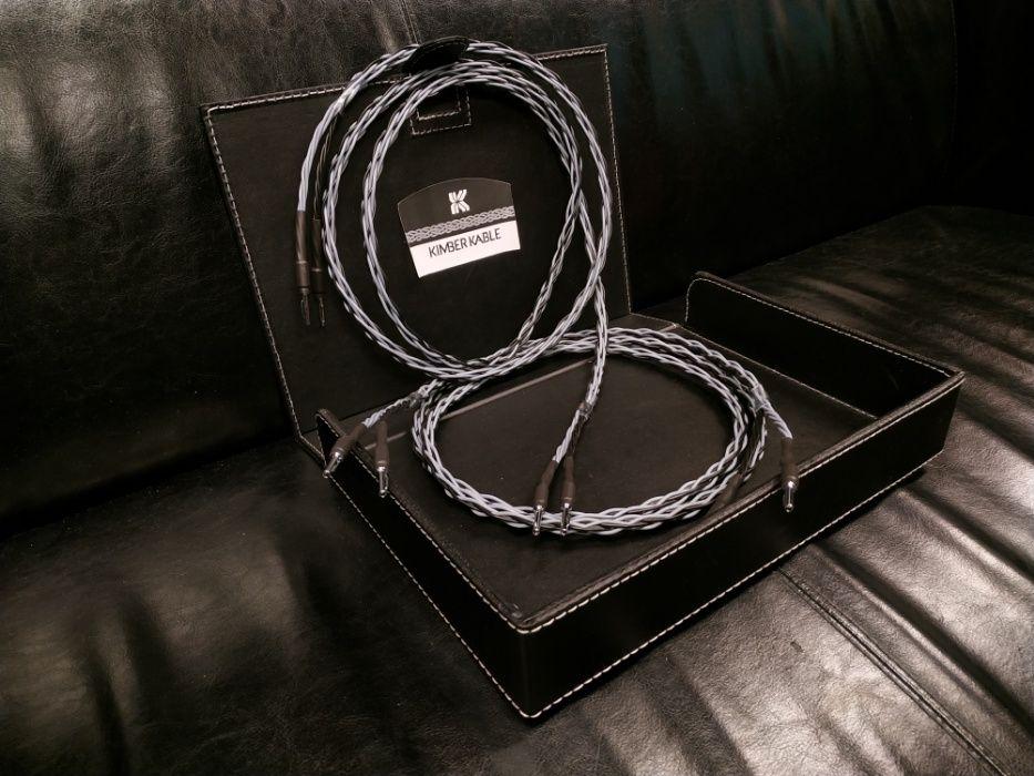 Kimber Kable 4VS kabel głośnikowy konfekcja Trans Audio Hi-Fi