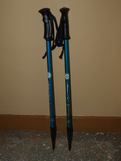 Kijki trekkingowe Lauma Lautaret, 65-135 cm.