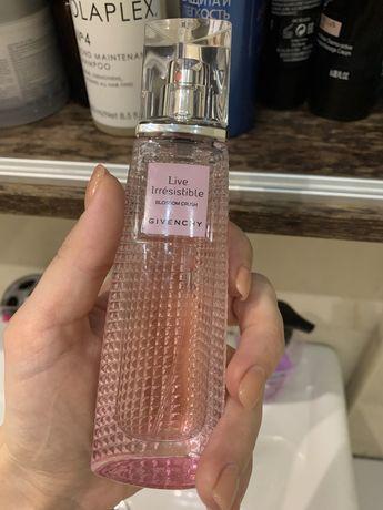 Givenchy blossom crush духи туалетная вода