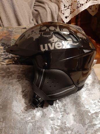 Sprzedam kask narciarski Uwex XW 51-56cm
