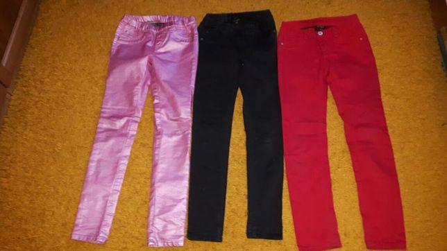 Spodnie Kappahl treginsy r.140 (nowe lub jak nowe)