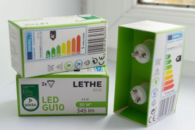 Żarówki LED GU10 Nowe