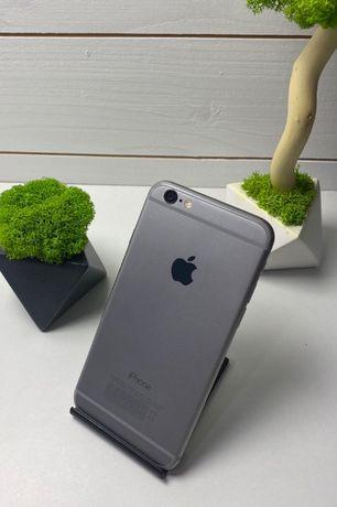 Apple iPhone 6 16gb space gray айфон черный как новый магазин №121