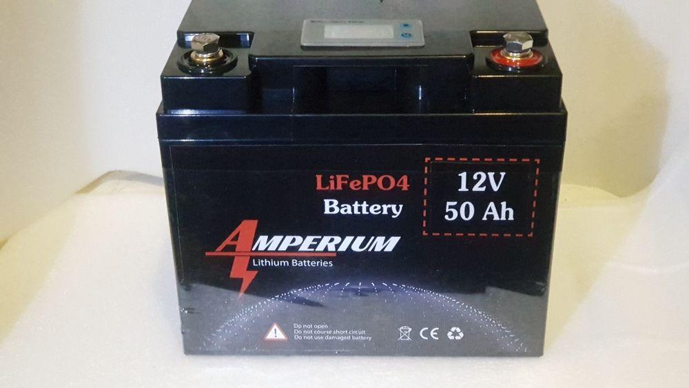 50ач 12в Литиевый аккумулятор(LiFePO4) Киев - изображение 1