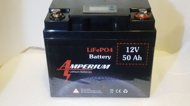 50ач 12в Литиевый аккумулятор(LiFePO4)