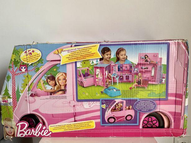 Kamper Barbie największy domek