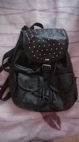 Plecak czarny cropp