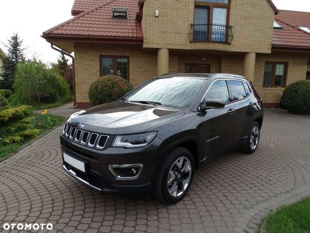 Jeep Compass Polski Salon/ I Właściciel/Tylko22 Tys km Przebiegu/Zakup 2020/Limited