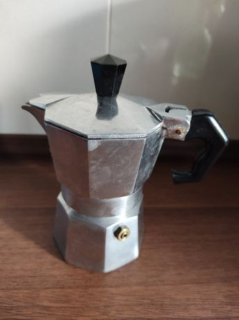 Kawiarka aluminiowa mała