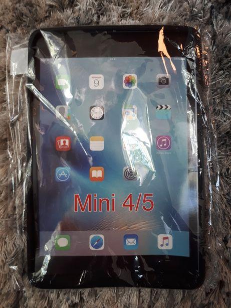 Pokrowiec silikonowe etui iPad mini 4 5 czarny