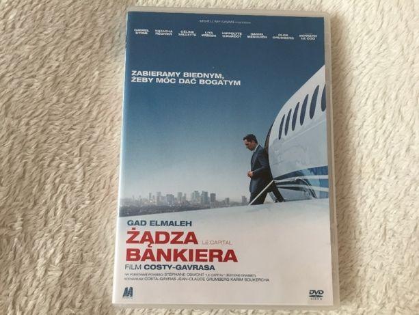 Żądza bankiera film DVD