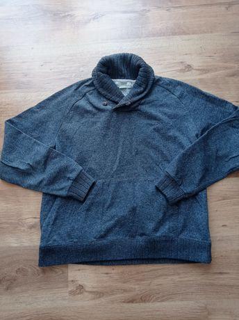 Bluza męska H&M szara