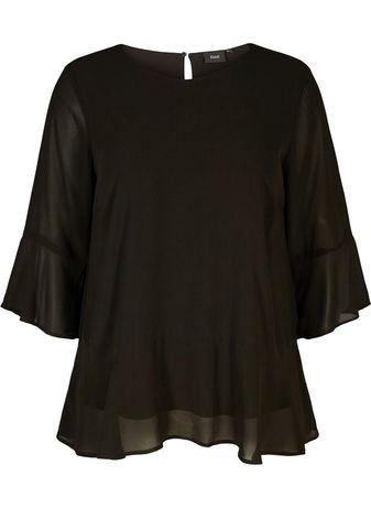 Bluzka elegancka,wizytowa plus size Zizzi,46/48.Nowa.Okazja.