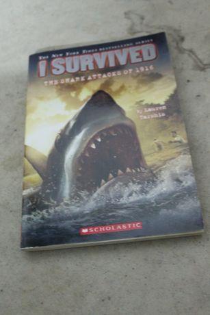 Livro em Inglês - I Survived