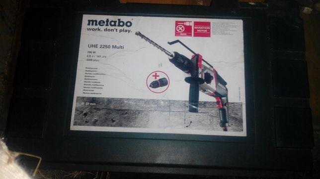 Перфоратор Metabo UHE 2250 Multi