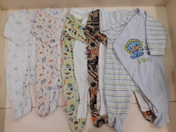 Набор детской одежды 68-74