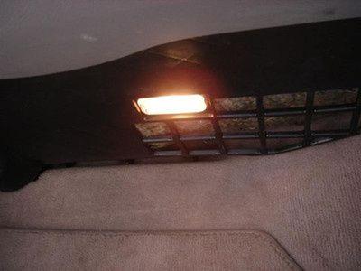 Audi A4 b8 (8k) / A5 e Q5 - kit de iluminação ambiente zona dos pés