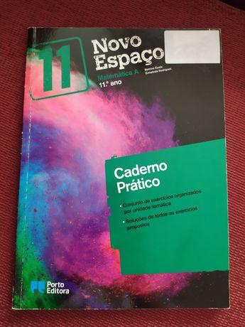 Caderno de atividades de Matemática 11° ano