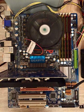 Материнская плата Gigabyte GA-MA780G-UD3H (Socket AM2+, AMD 780G)