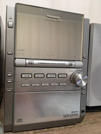 1500грн Продам стереосистему Panasonik с проигр 5-ти компакт-дисков