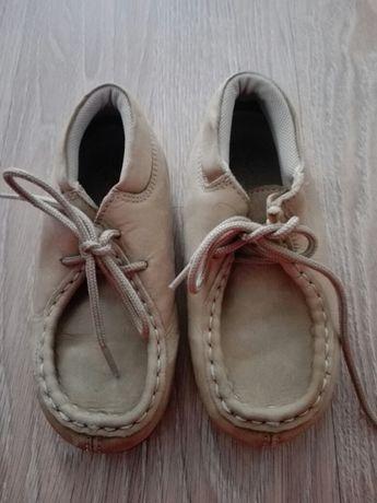 Buty dziecięce skórzane nr 8