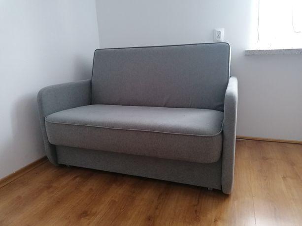 Kanapa Sofa brw rozkladana z funkcja spania szara