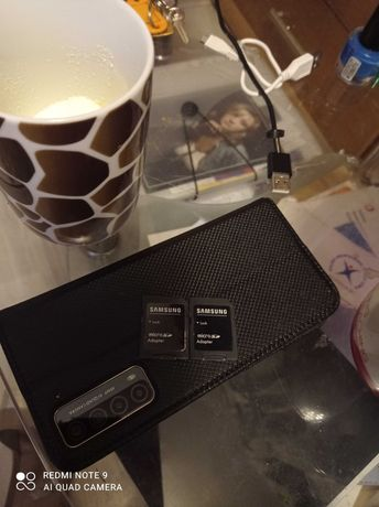 Samsung adapter karty micro sd