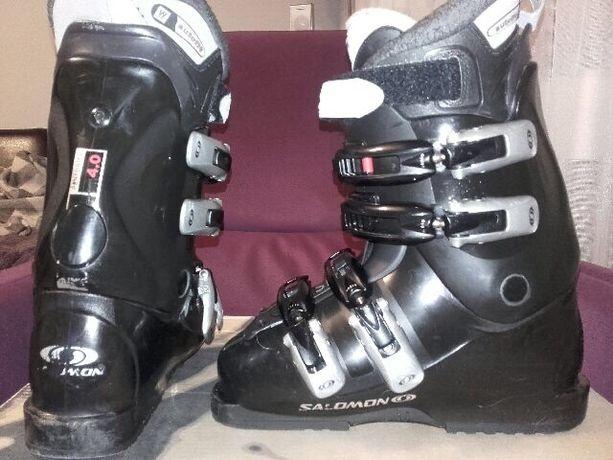 Damskie buty narciarskie Salomon