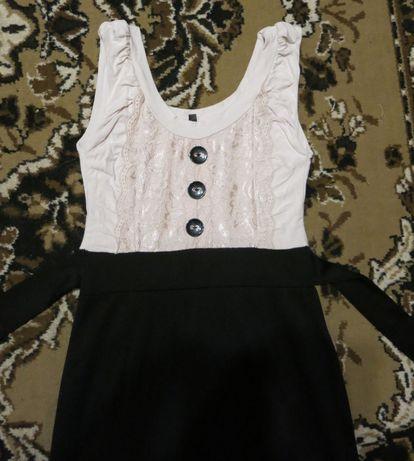 Школьное платье на девочку подростка. 12-17 лет S