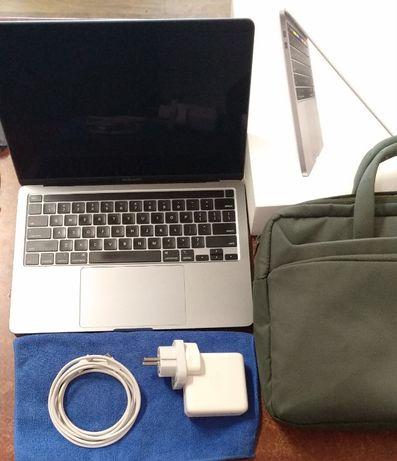 Macbook Pro 13 2020 (Intel i5) 256/8GB + сумка в подарок