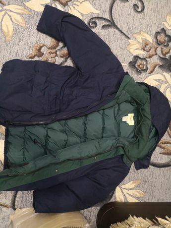 Куртка теплая зимняя(пуховик)
