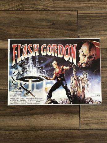 Plakat poster Flash gordon nowy