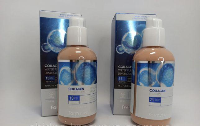 Тональный крем Collagen