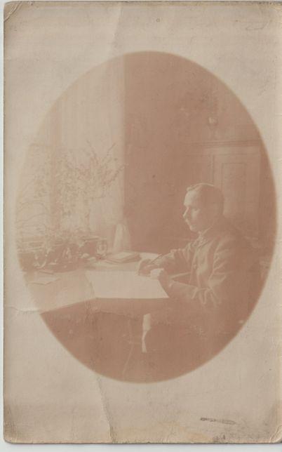 Stare zdjęcie pocztówka rok 1920