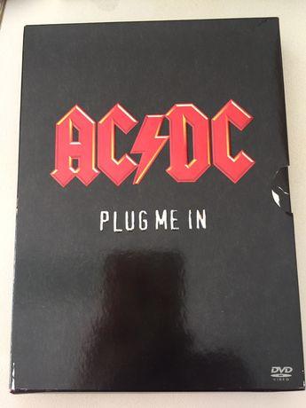 2 DVD AC DC PLUG ME IN