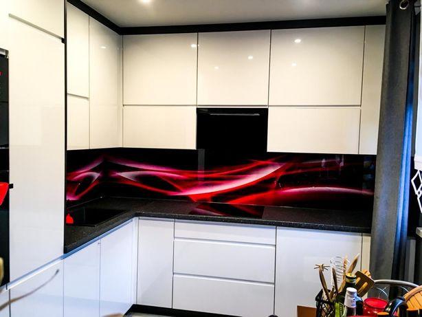 Panele szklane, lacobel, szkło do kuchni