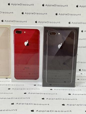NEW iPHONE 8+ plus 64 256 Gray Gold 6S 5S 7 8 X XR XS 32 128 +ПОДАРОК