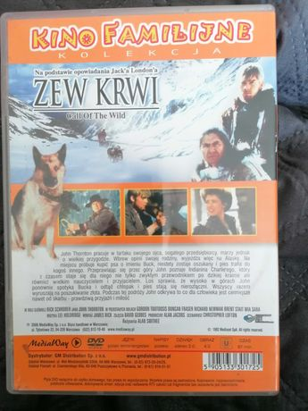 Zew krwi - ( Jack London )