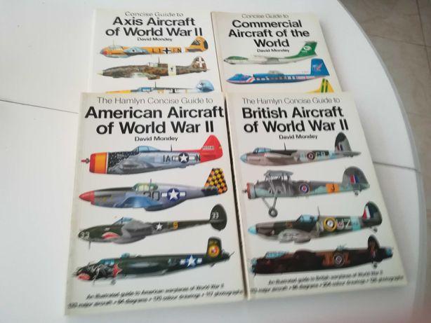 Guia de Aviões da 2ª Guerra Mundial