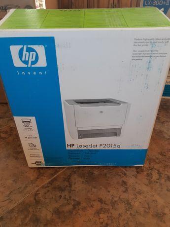 Принтер HP laserjet 2015d новий в упаковці
