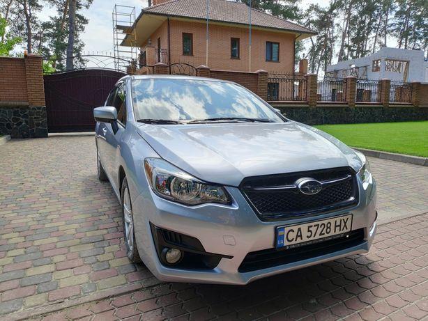 Subaru Impreza в отличном состоянии