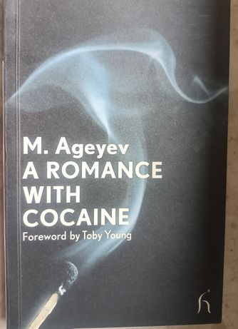 Książka po angielsku: Agayev, Romance with cocaine