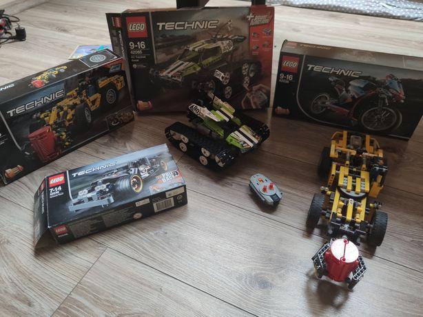 LEGO TECHNIC mega zestaw 4 modele