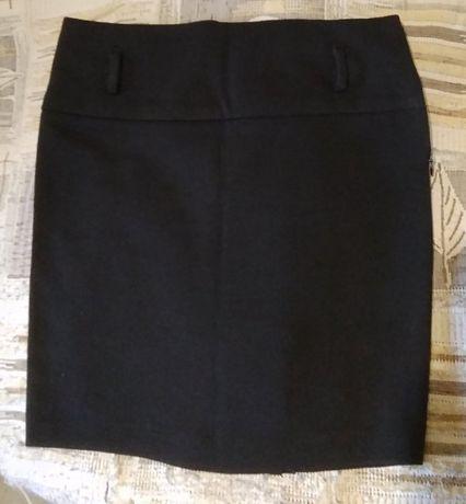 Трикотажная юбка на 9-10 лет