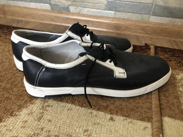 Кеди- туфлі шкіряні