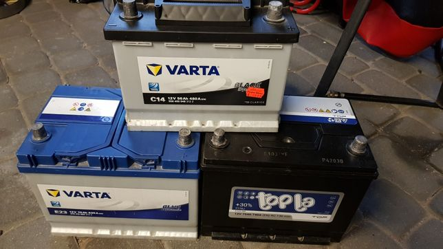 Akumulator sprawne akumulatory