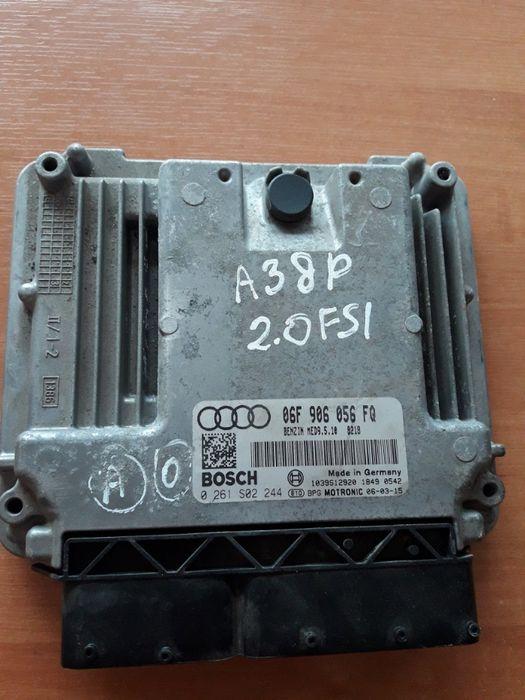 Komputer sterownik silnika vw audi 2.0 FSI Świba - image 1
