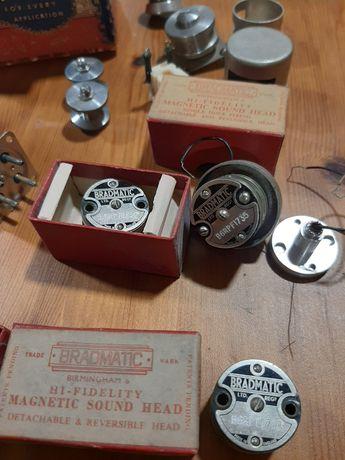 Cabeças de gravador ou Mellotron