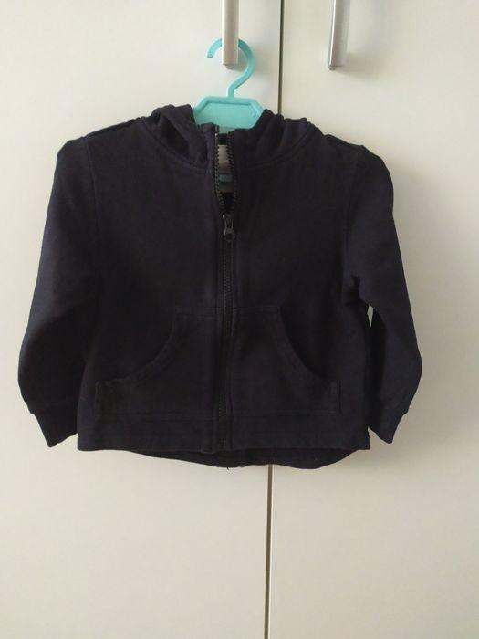 Sinsay czarna bluza z kapturem 92 Latowicz - image 1